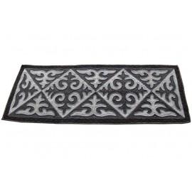 black-runner-carpet