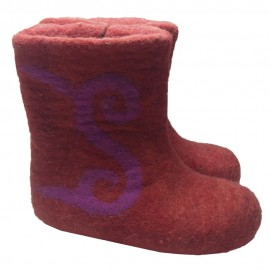 red-baby-winter-boots
