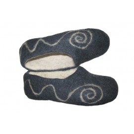 grey-felt-slippers
