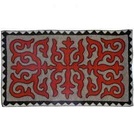 orange-horns-carpet